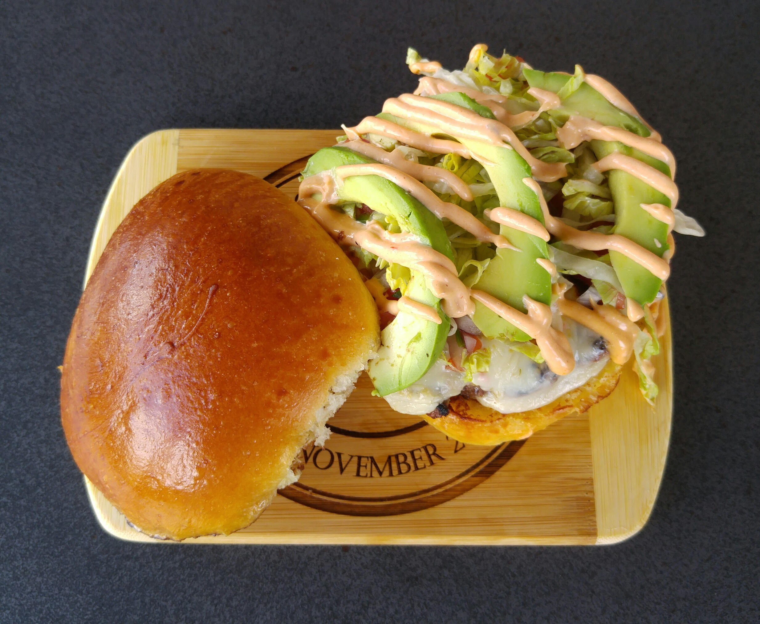 avocado-burger