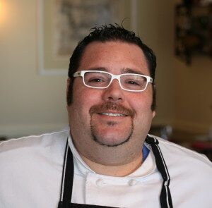 Evan Blomgren - Rocky Hill Inn Chef & Proprietor