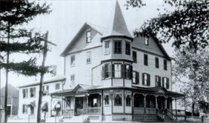 Rocky Hill Inn around 1890