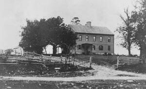 Original Rockingham home circa 1860